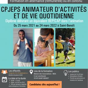 AFFICHE-CPJEPS-ST-BENOIT-2021